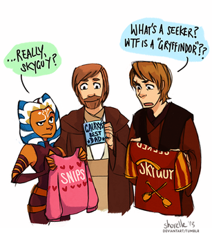 clone wars secret santa by shorelle