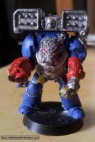 Ultramarine Terminator by 666inflames666