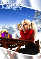 Skie-Christmas 2010 by Skie-Maree