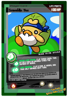 No. 540: Sewaddle Dee by rawrkittens