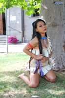 Suny as Pocahontas 10 by Noriyuki83