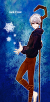 Jack Frost by pikesuke