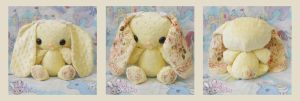 Yelow Roses PatterBunny by ChibiWorks