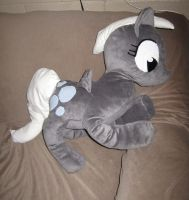 HUGE Derpy Hooves Plush by munchforlunch