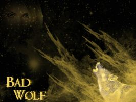 Bad Wolf by spiritofthebeast