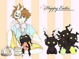 Sora, Easter 2011 by captainkneenah
