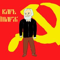 Karl Marx by Will-of-the-spurr