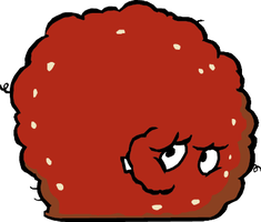 Meatwad by plasticpie