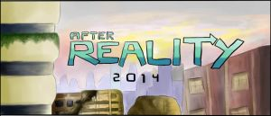 After Reality Promotional Art #4 by graphicspark
