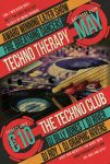 Techno Therapy Flyer by dubsbhoy