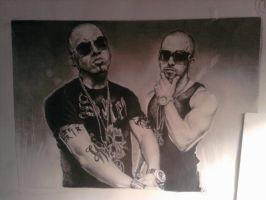 wisin y yandel by xoaddictionxo