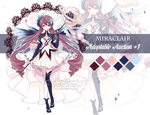[CLOSED] Miraclair Adoptable Auction #1 by GreenMocha