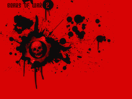 Gears of War 2 Wallpaper by 0llie1102