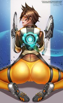 Tracer - Bootywatch by BADCOMPZERO