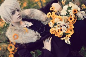 Prussia is Prom King (TumblrProm) by CafeGrimm