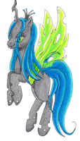 Chrysalis by Mistralla