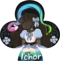 Ichor the Good Witch of the south by adoren
