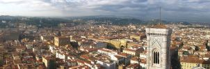 Florence city view by thisisanton