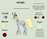 Comission: Viking pony for HazardWolf by Alastia-The-Catpony