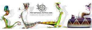 reptile zoo concepts by thedoberman