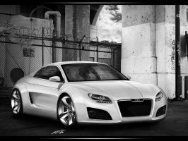 Audi RST by RS--Design