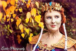 LoZ - An Autumn Day by Eli-Cosplay