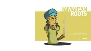 Jamaican Rootz by redsoul90