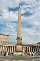 Rome - St Peter's Square 4 by Lauren-Lee