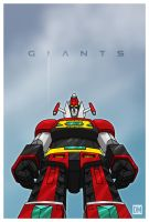 Giant - Daimos by DanielMead