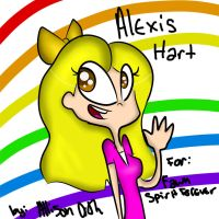 Alexis Hart by Orthgirl123