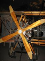 Hand crafted wooden propeller by TSofian