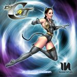 DJ Cat cd cover by Dominic-Marco
