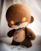 Tibbers by chickygrrl