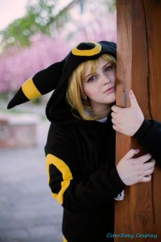 Human Umbreon Kigurumi by Citrozoey
