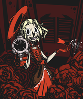 Guns and Roses by coconutmoose