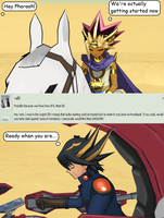 Question 650 ~Card Games...on HORSES~ by AskMMDYugi