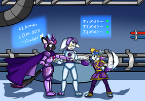 Commission - The More Things Change... by Ryusuta