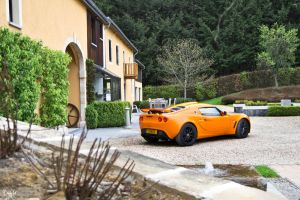 Lotus Exige S by diddylux