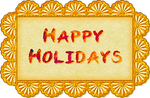 Banner - Happy Holidays by fmr0