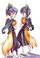 Mesmer twins by Eolkh