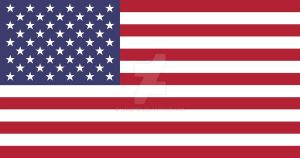 American Flag by hassified