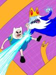Adventure time by MrMatsui