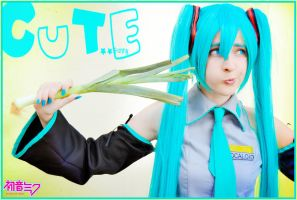 Vocaloid - CuTE by AidaOtaku
