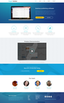 Freebie Web layout. Download for free PSD file. by CreatePX
