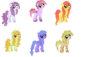 Pony Adopt 1 Closed by CookieDreamAdopts
