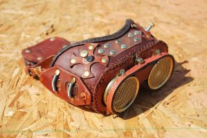 Steampunk_Mad_Science goggles3 by Bluebenu
