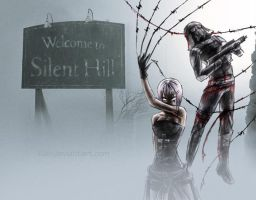 Welcome to Silent Hill by Rilun