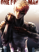 ONE PUNCH-MAN Genos by ReaganS2