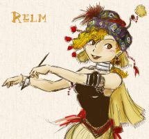 Relm by Enkida