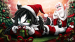 Merry X'mas and Happy new year 2013 by PenguinEXperience